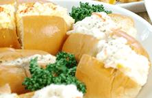 ミックスサンドイッチ(玉子ハム、ツナ)