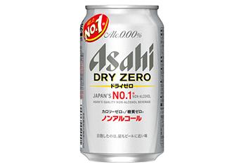 アサヒドライゼロノンアルコール350ml