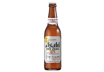 アサヒドライゼロ334ml