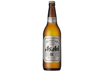 アサヒスーパードライ中瓶